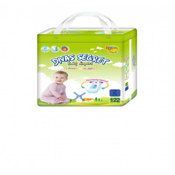 Anti-Leak disposable quality pampering baby diaper